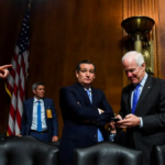 Ted Cruz and John Cornyn indicate support for confirming a new Supreme Court justice before the election