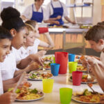 Free school meals for all children can improve kids' health